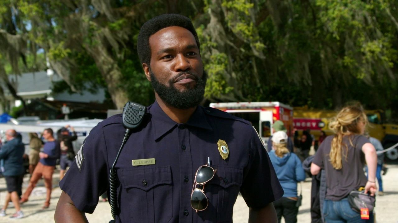 Baywatch: Yahya Abdul-Mateen II On His Character