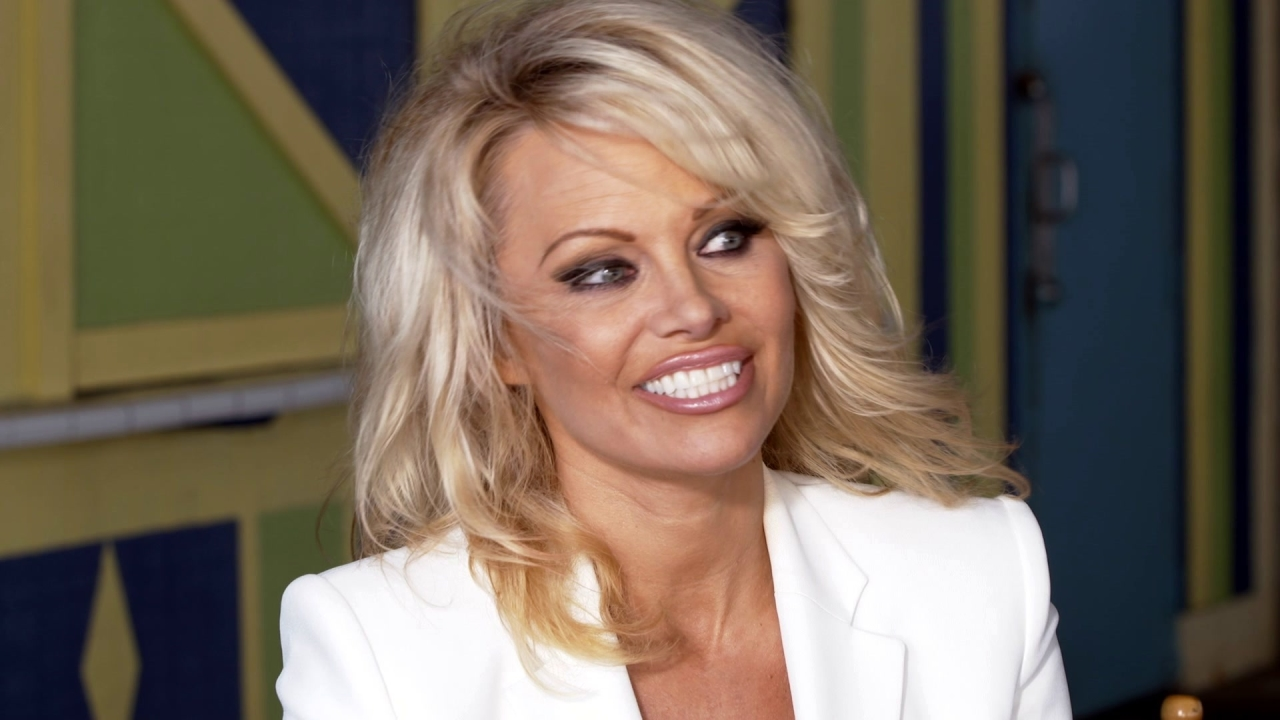 Baywatch: Pamela Anderson On 'Baywatch' As A Movie