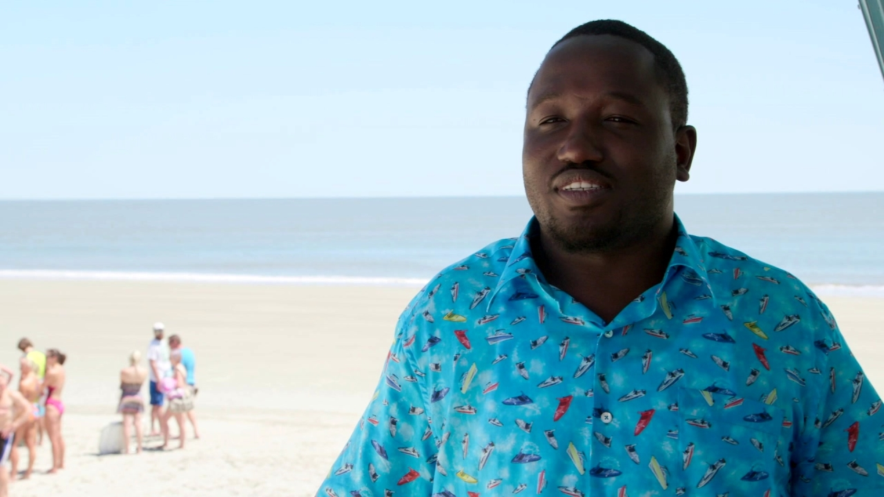 Baywatch: Hannibal Buress On The Story