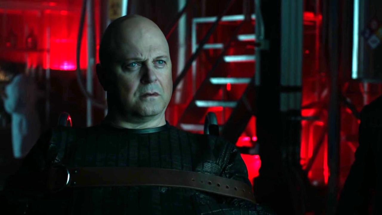 Gotham: Hugo Strange Has Come For Captain Barnes