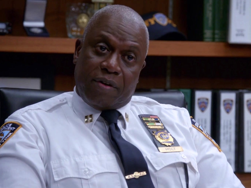 Brooklyn Nine-Nine: Captain Holt Wants Amy To Tell Him Off