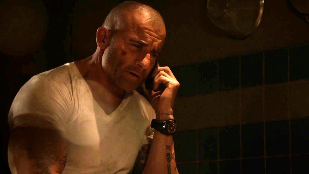 Prison Break: Lincoln Calls Sucre For A Favor