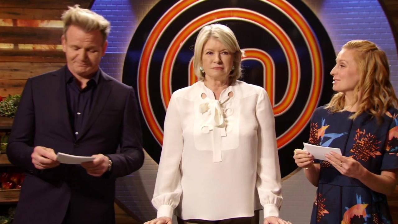 Masterchef Junior: Rapid Fire: Martha Stewart