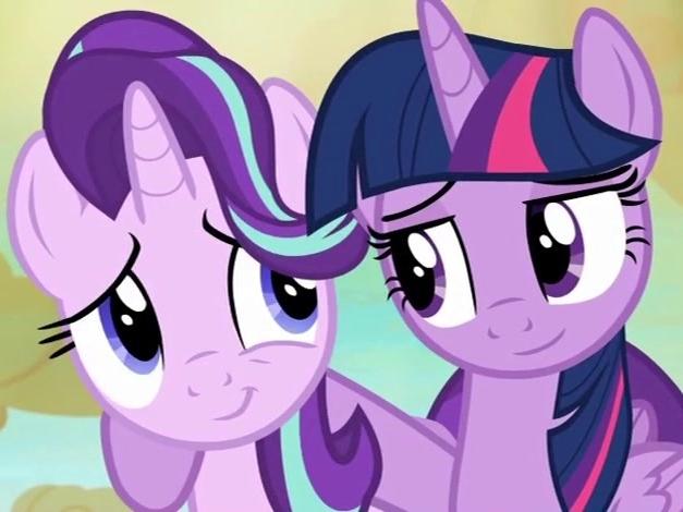 My Little Pony: Friendship Is Magic: Twilight And Starlight