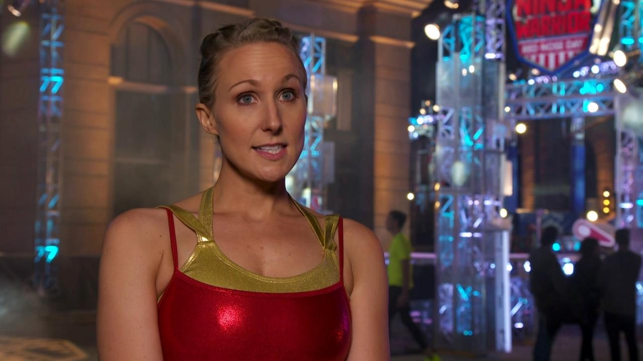 American Ninja Warrior: Celebrity Edition: Nikki Glaser