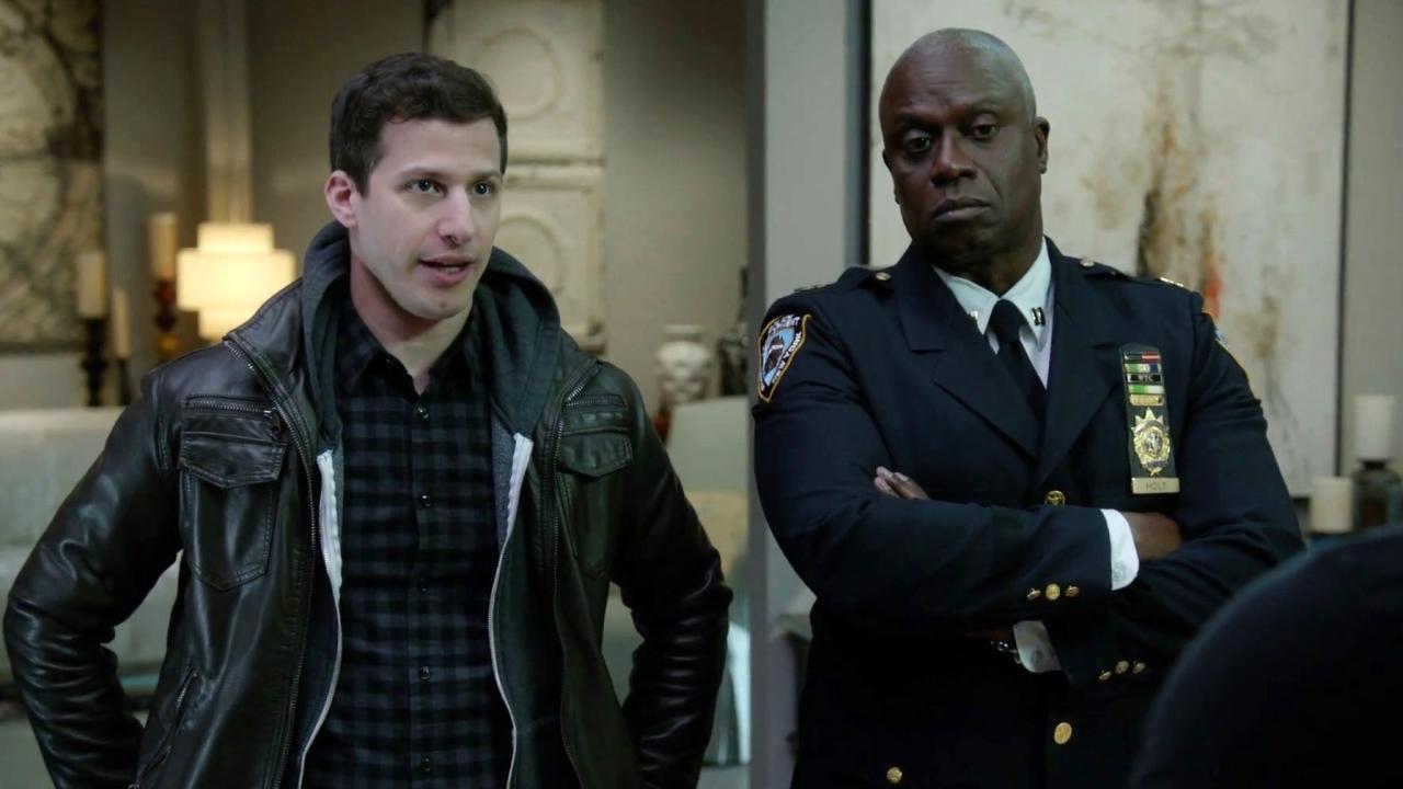 Brooklyn Nine-Nine: The Bank Job