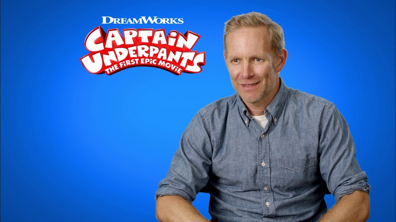 Captain Underpants: The First Epic Movie: Hamish Grieve On His Responsibilities