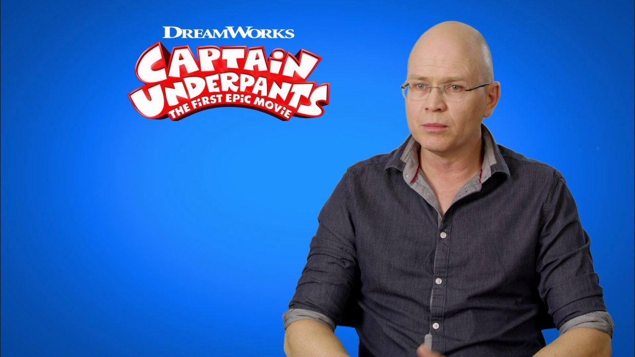 Captain Underpants: The First Epic Movie: Damon O'beirne On His Responsibilities