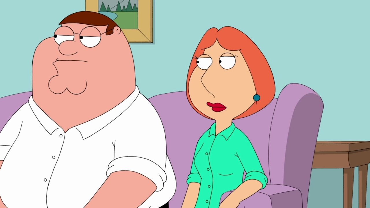 Family Guy: Dearly Deported