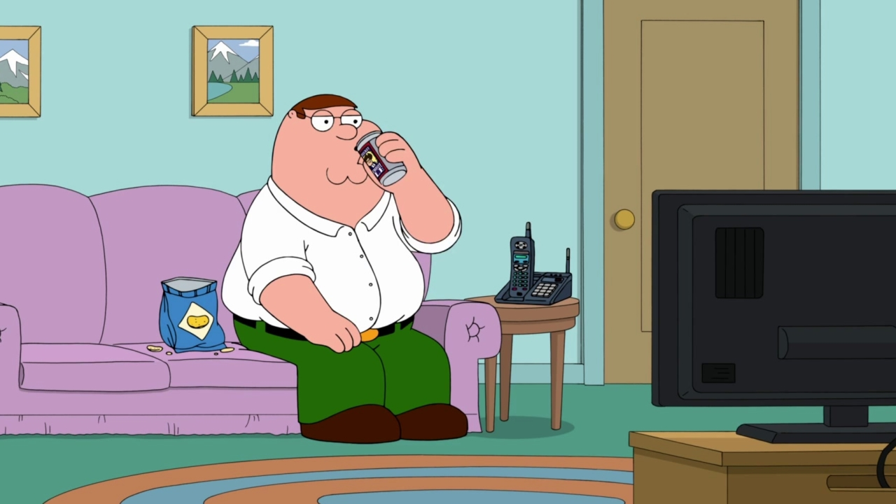 Family Guy: Lois Prank Calls Peter