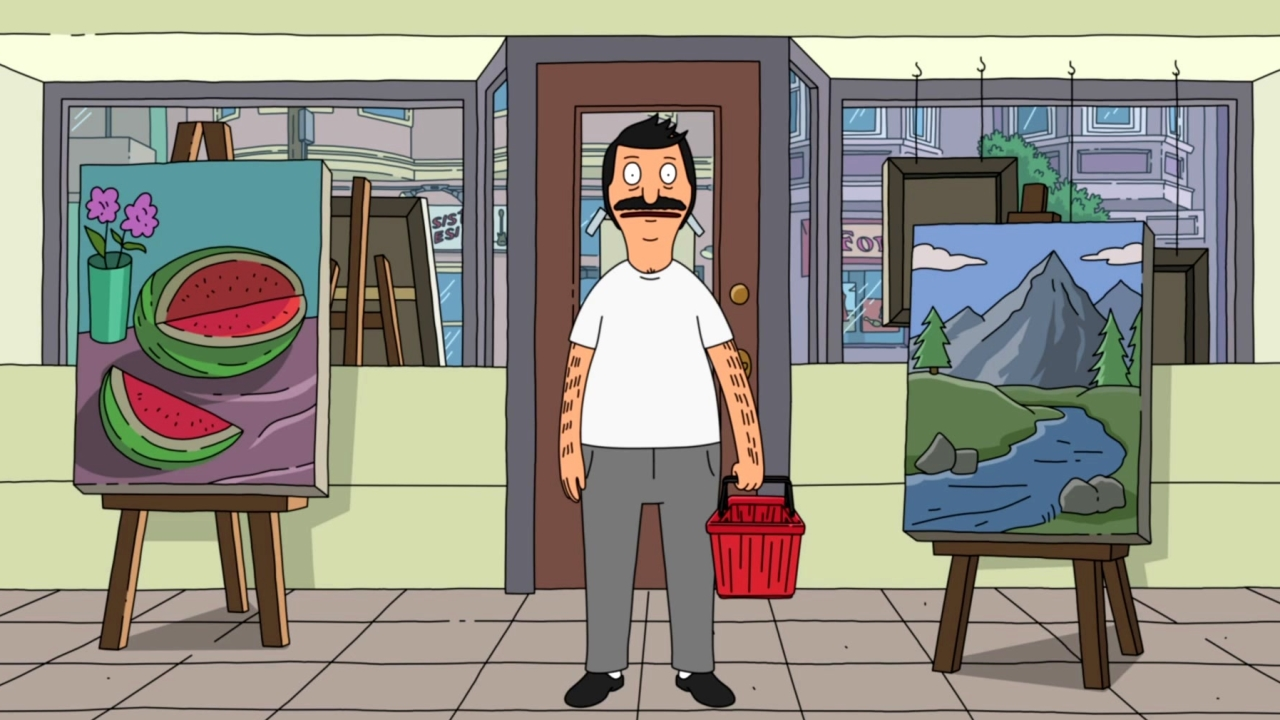 Bob's Burgers: Paraders Of The Lost Float