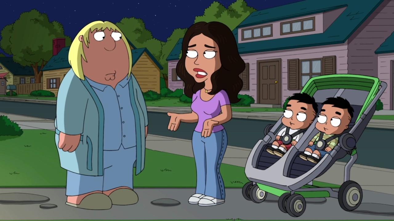 Family Guy: Isabella Is Getting Deported