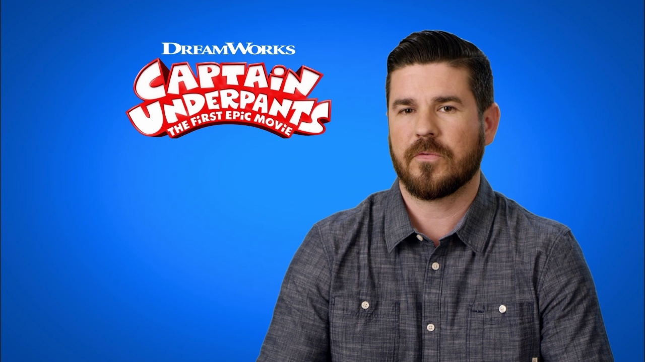 Captain Underpants: The First Epic Movie: Nate Wragg On How He Got Involved