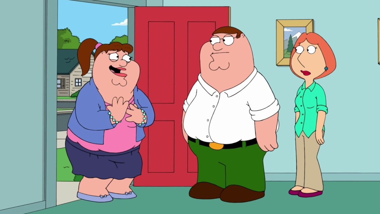 Family Guy: Peter Has A Lot Of Unknown Children