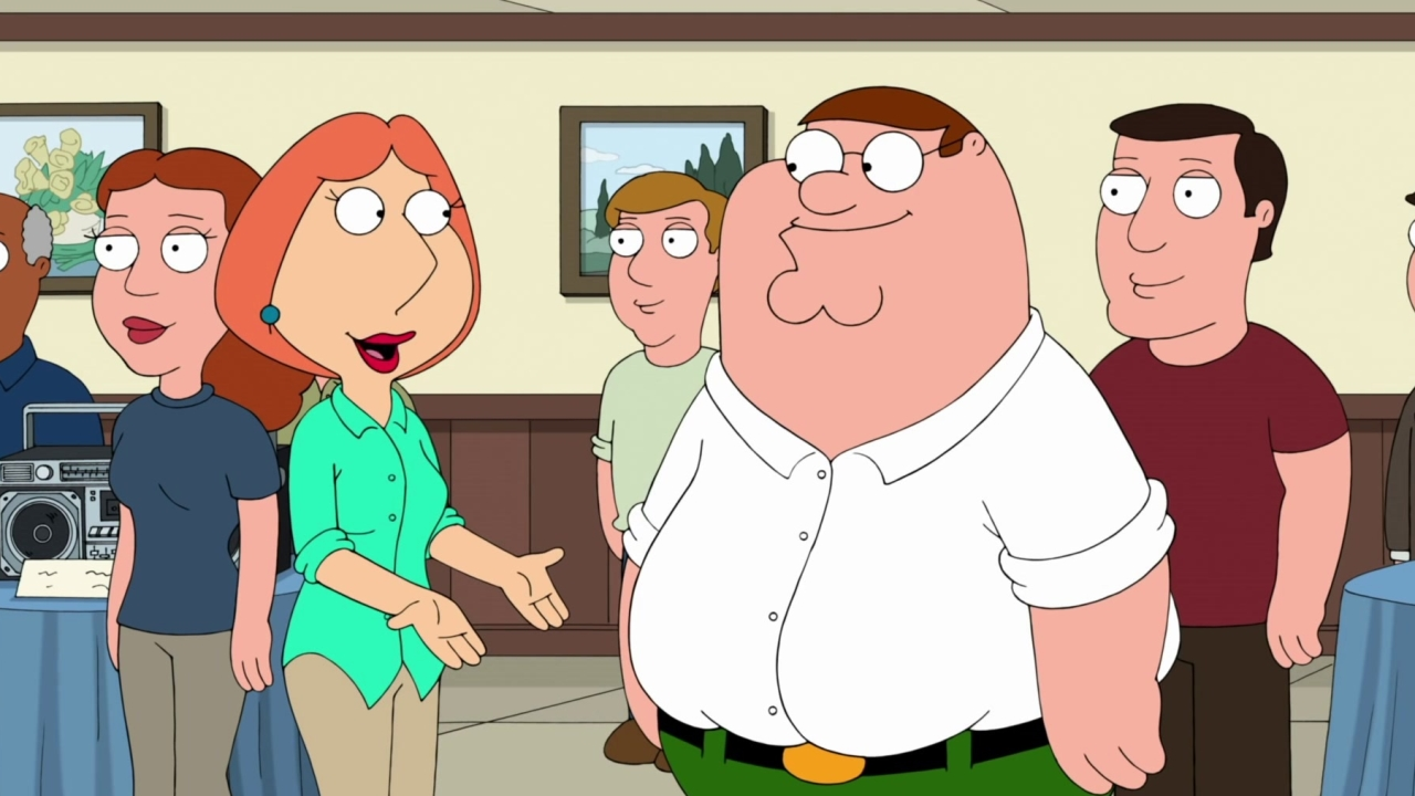 Family Guy: Peter's Lost Youth