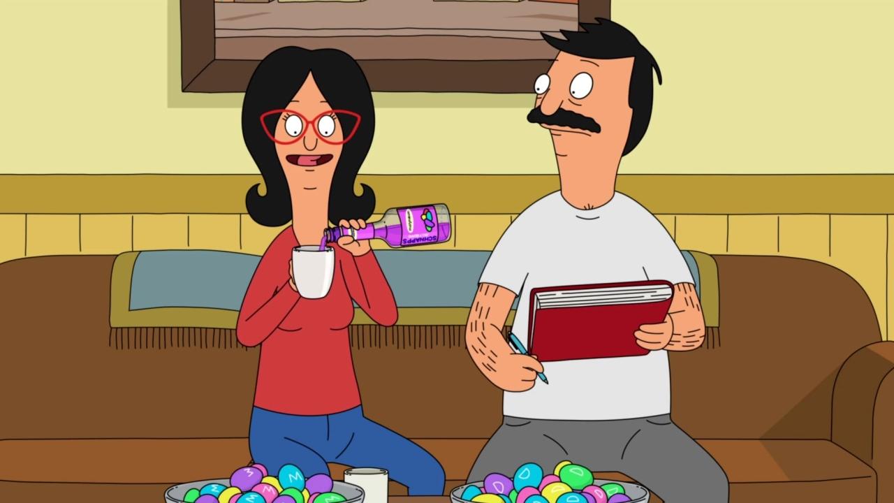 Bob's Burgers: Eggs For Days