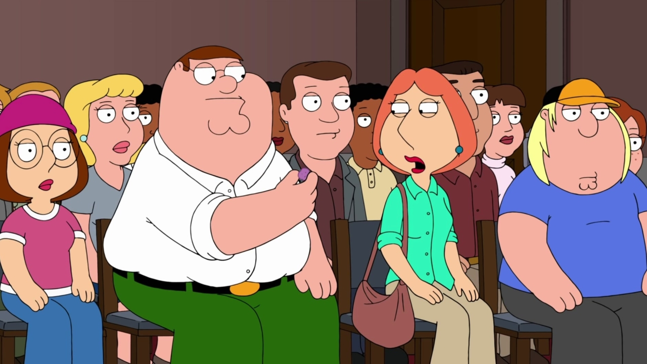 Family Guy: Peter Griffin Is A Natural Leader