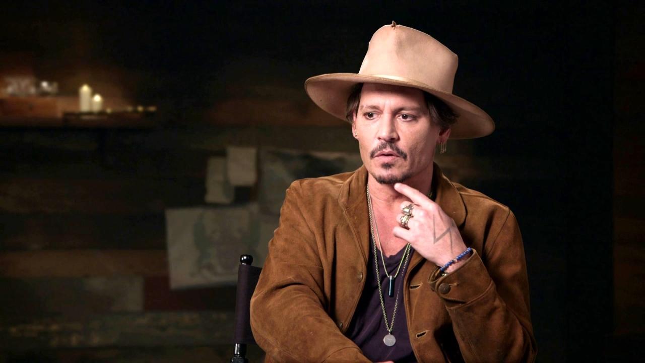 Pirates Of The Caribbean: Dead Men Tell No Tales: Johnny Depp On 'Captain Jack Sparrow'