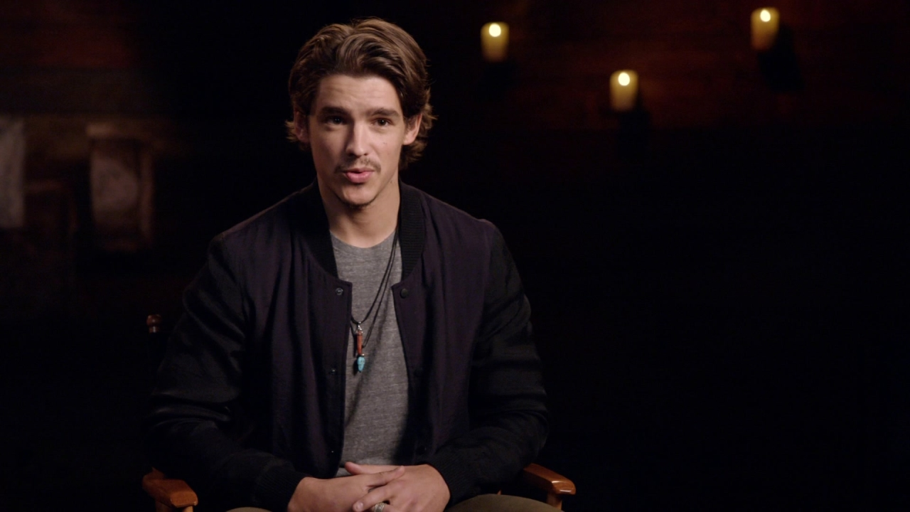 Pirates Of The Caribbean: Dead Men Tell No Tales: Brenton Thwaites On His Character
