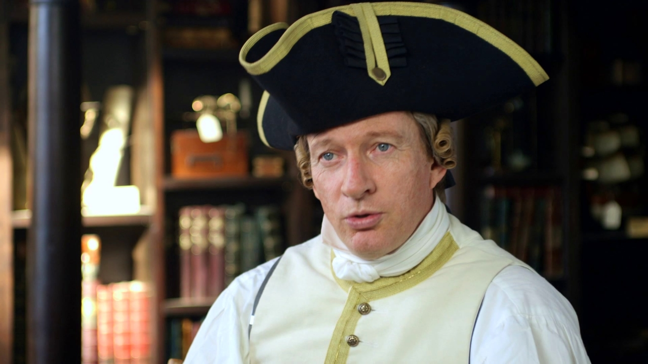 Pirates Of The Caribbean: Dead Men Tell No Tales: David Wenham On Joining The Pirates Family