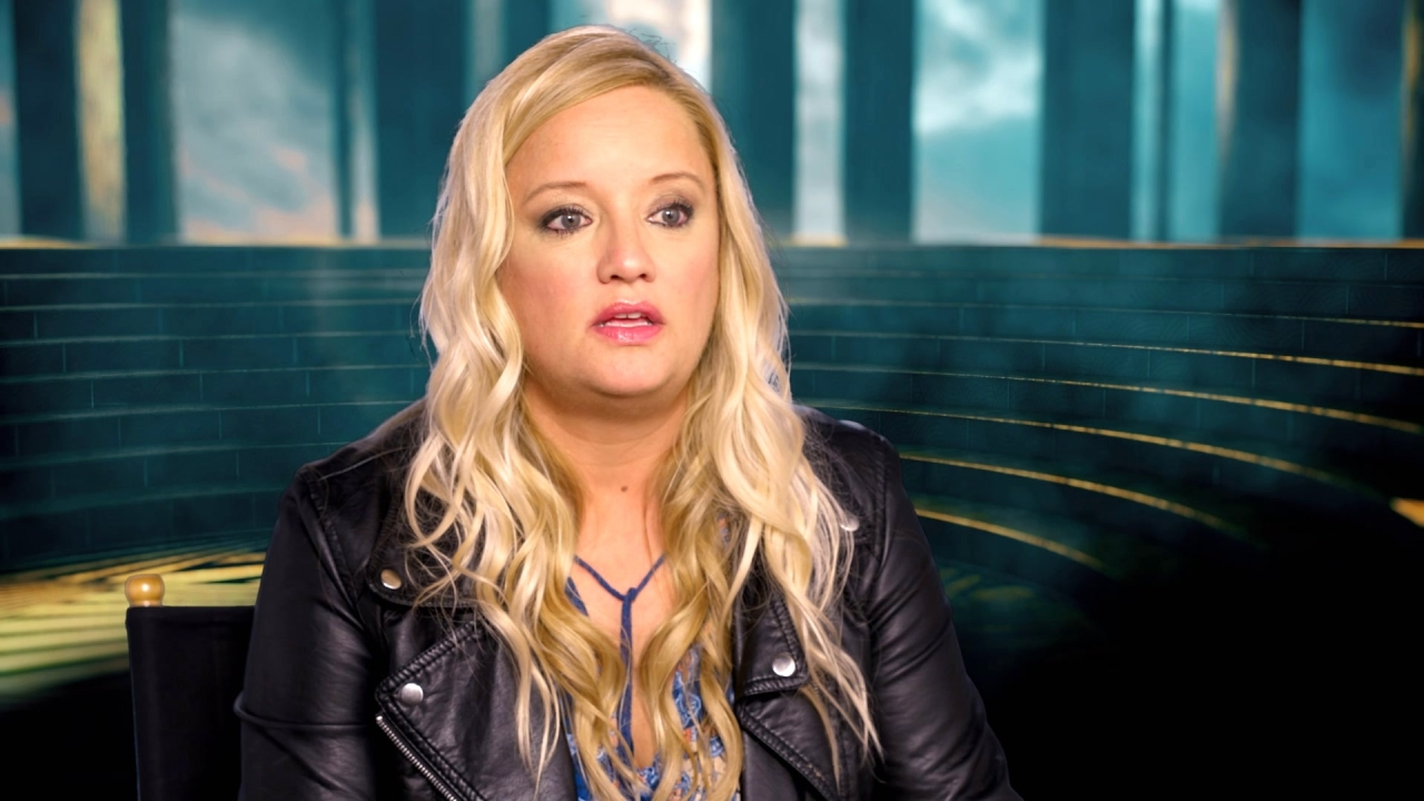 Wonder Woman: Lucy Davis On 'Etta' Meeting 'Diana'