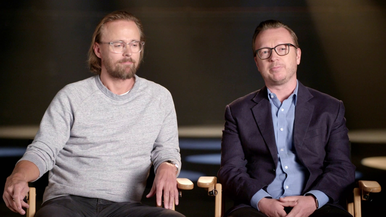 Pirates Of The Caribbean: Dead Men Tell No Tales: Joachim Ronning & Espen Sandberg