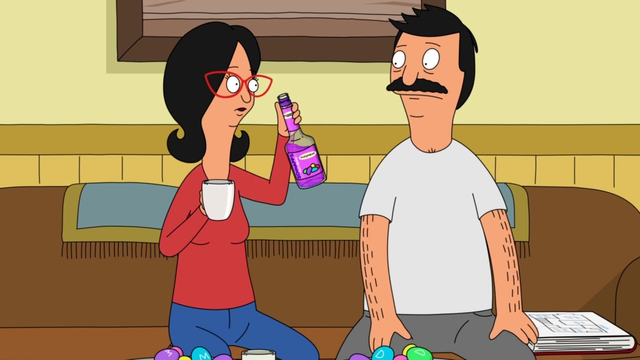 Bob's Burgers: Bob & Linda Drink A Little Too Much Parking Lot Bought Schnapps