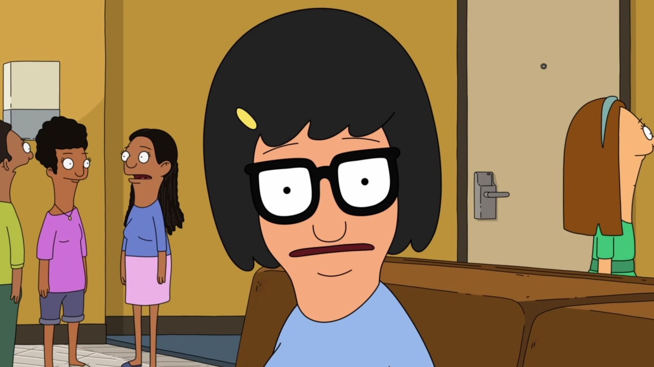 Bob's Burgers: Tina Makes A New Friend At The Conference