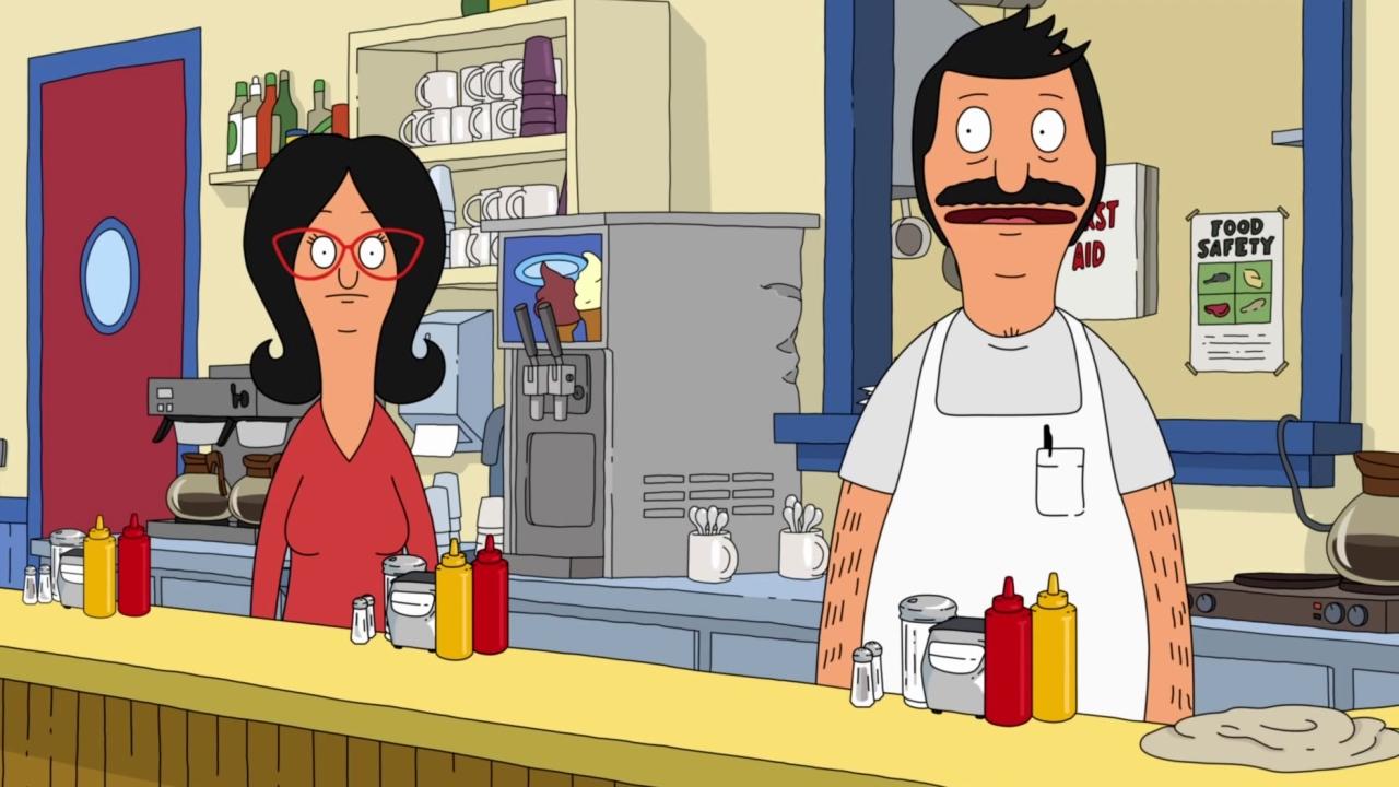 Bob's Burgers: Like Gene For Chocolate