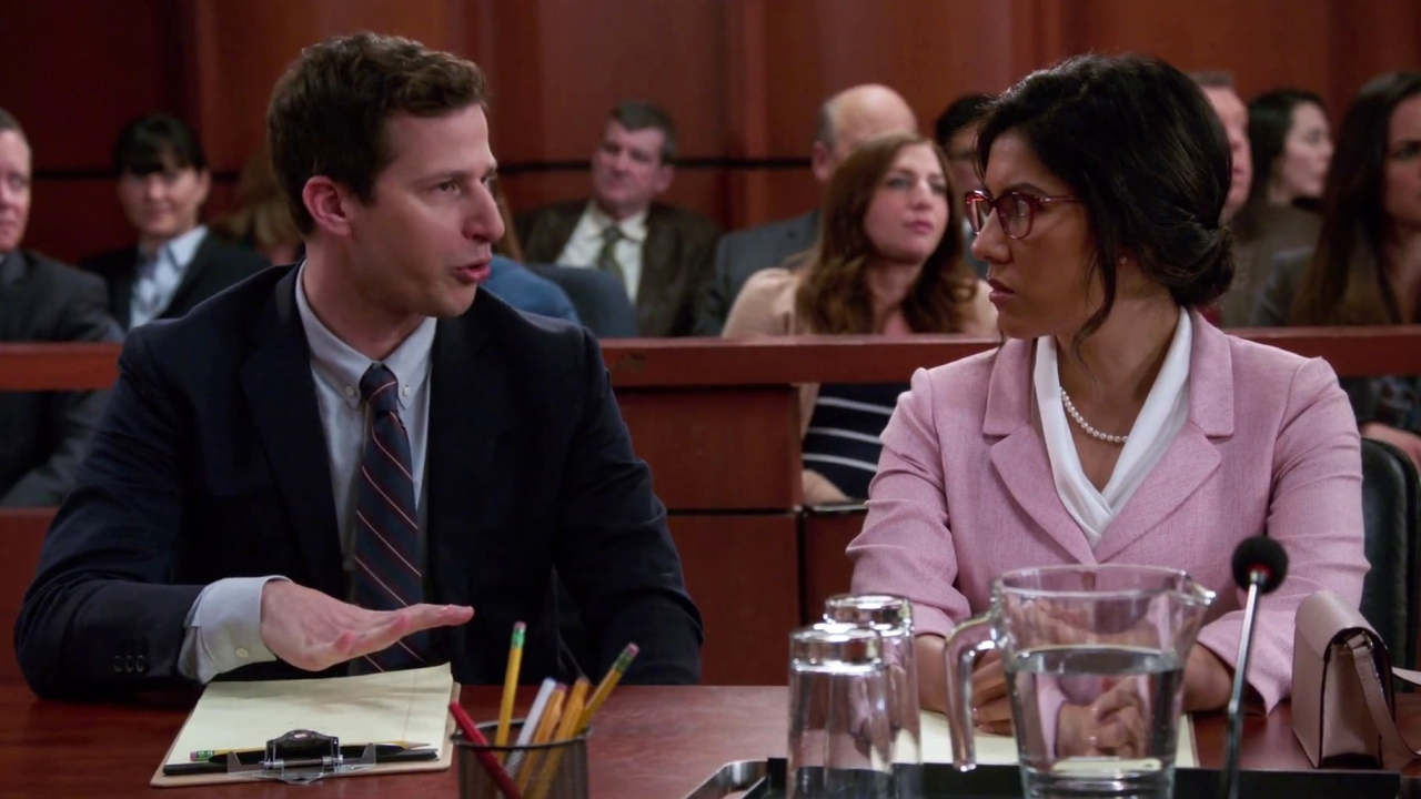 Brooklyn Nine-Nine: Hawkins Proves That Jake And Rosa Are Guilty