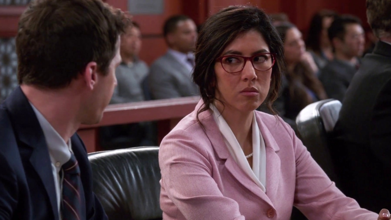 Brooklyn Nine-Nine: The Case Isn't Looking Too Good For Jake And Rosa