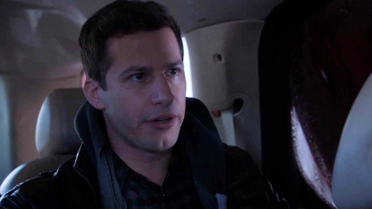 Brooklyn Nine-Nine: A Secret Meeting In Holt's Car