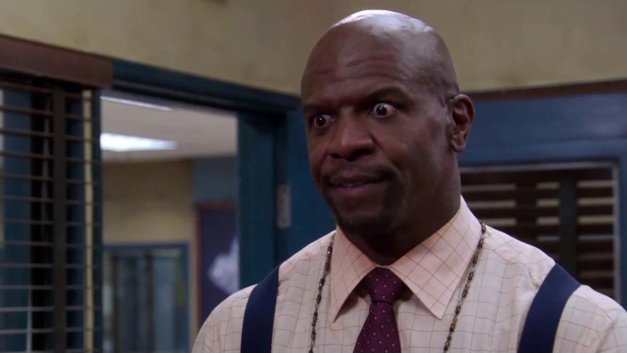 Brooklyn Nine-Nine: The Stress Of Jake Going To Prison Wears On Boyle