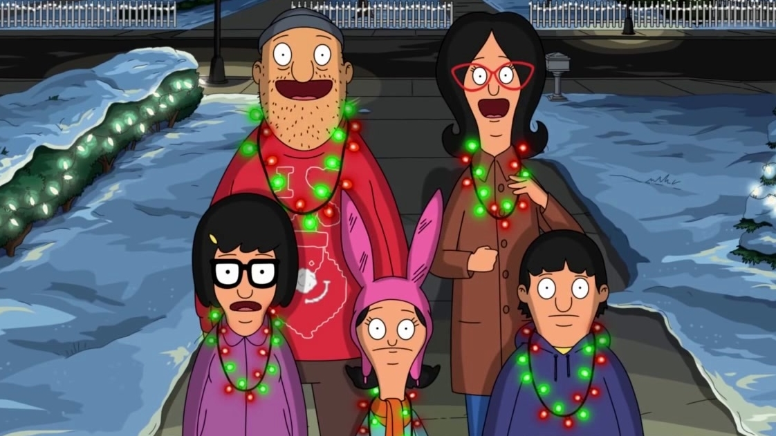 Bob's Burgers: The Last Gingerbread House On The Left