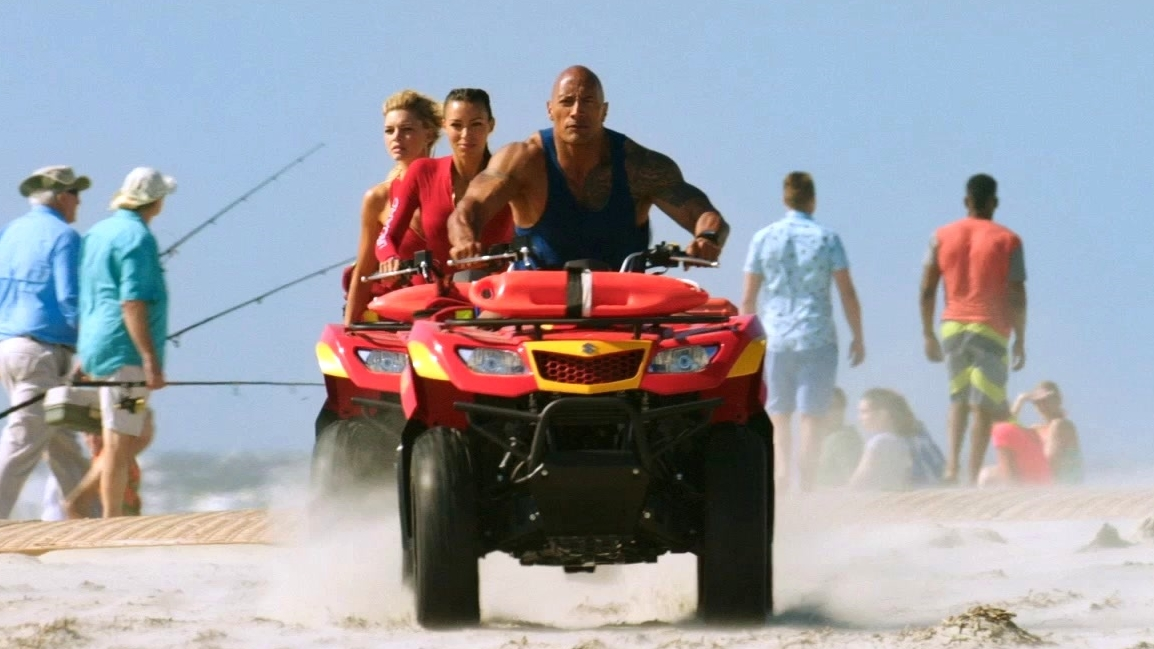 Baywatch: Heart and Soul (International 10 Second TV Spot)