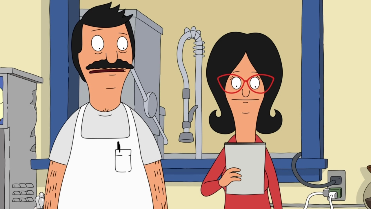 Bob's Burgers: There's No Business Like Mr. Business Business