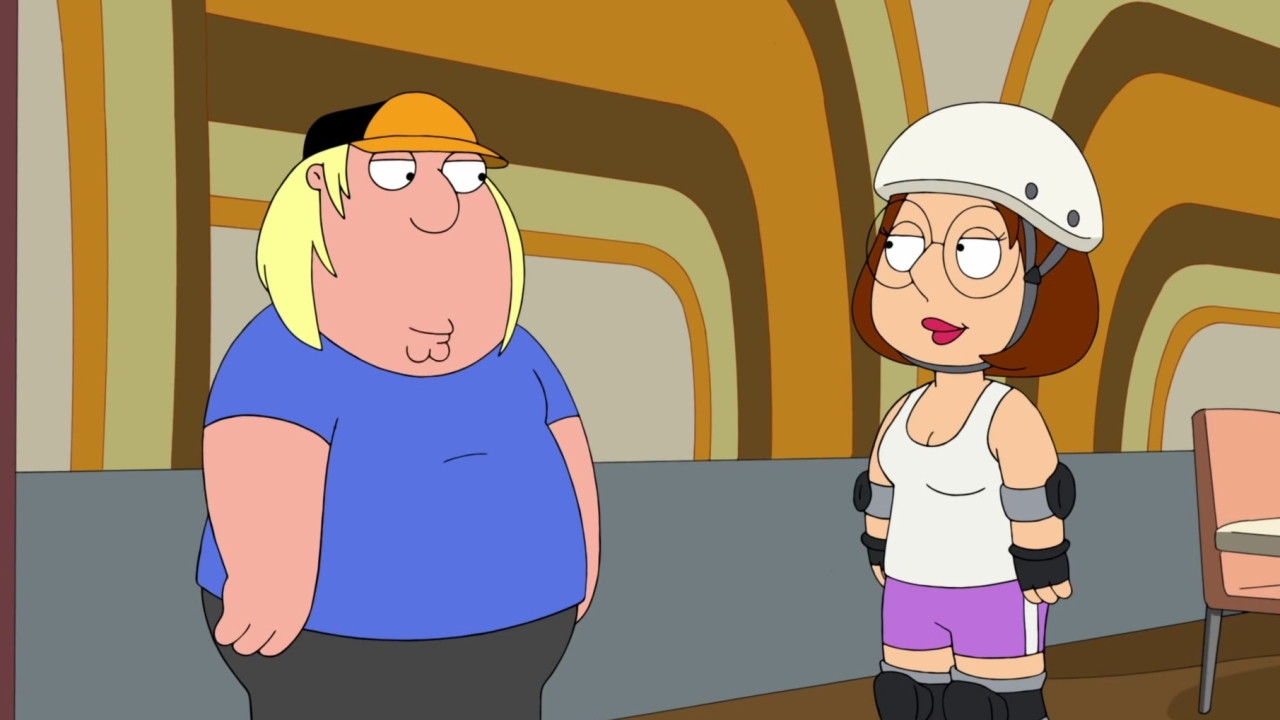 Family Guy: Saturated Fat Guy