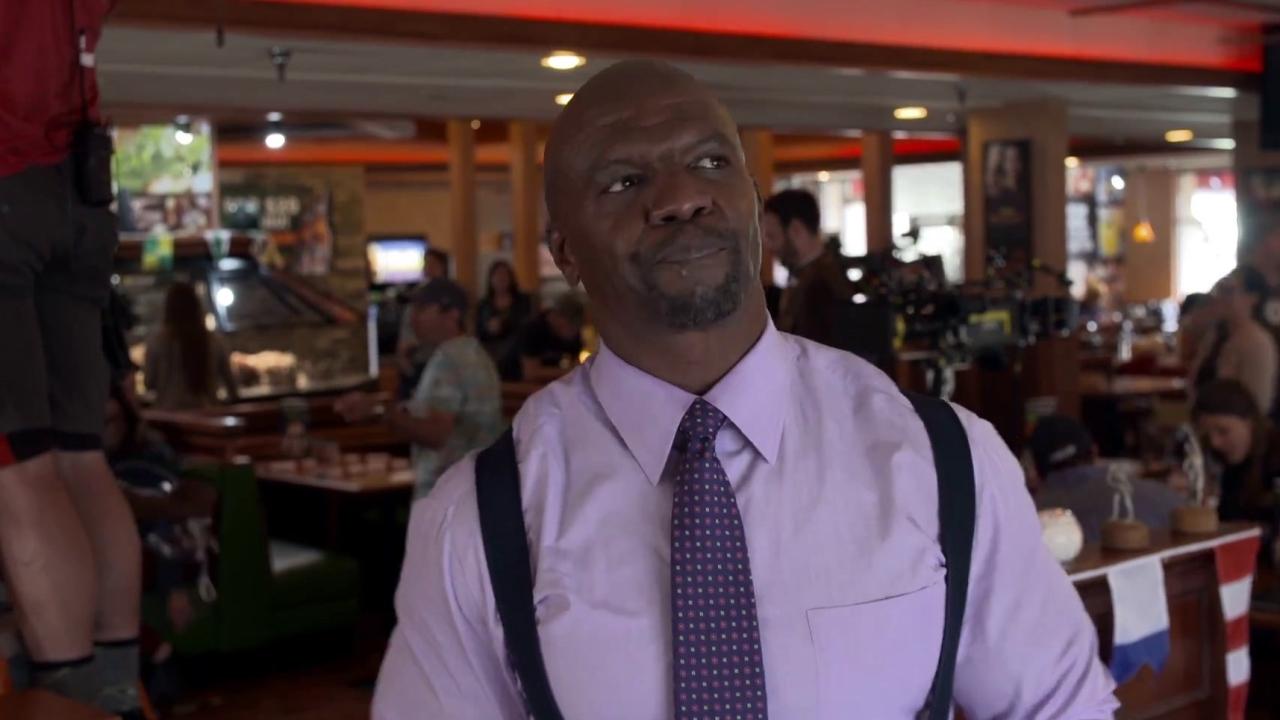 Brooklyn Nine-Nine: Fans Ask: A Great Real Cop