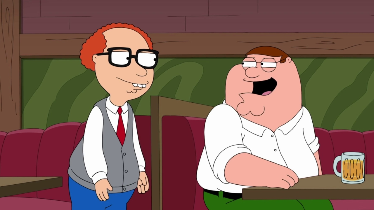 Family Guy: 7 Deadly Sins: More Lust