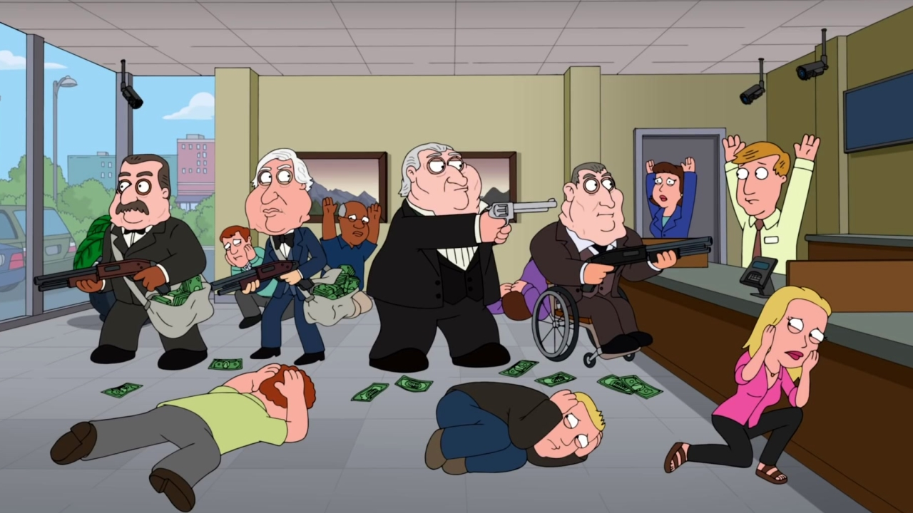 Family Guy: Peter's Def Jam