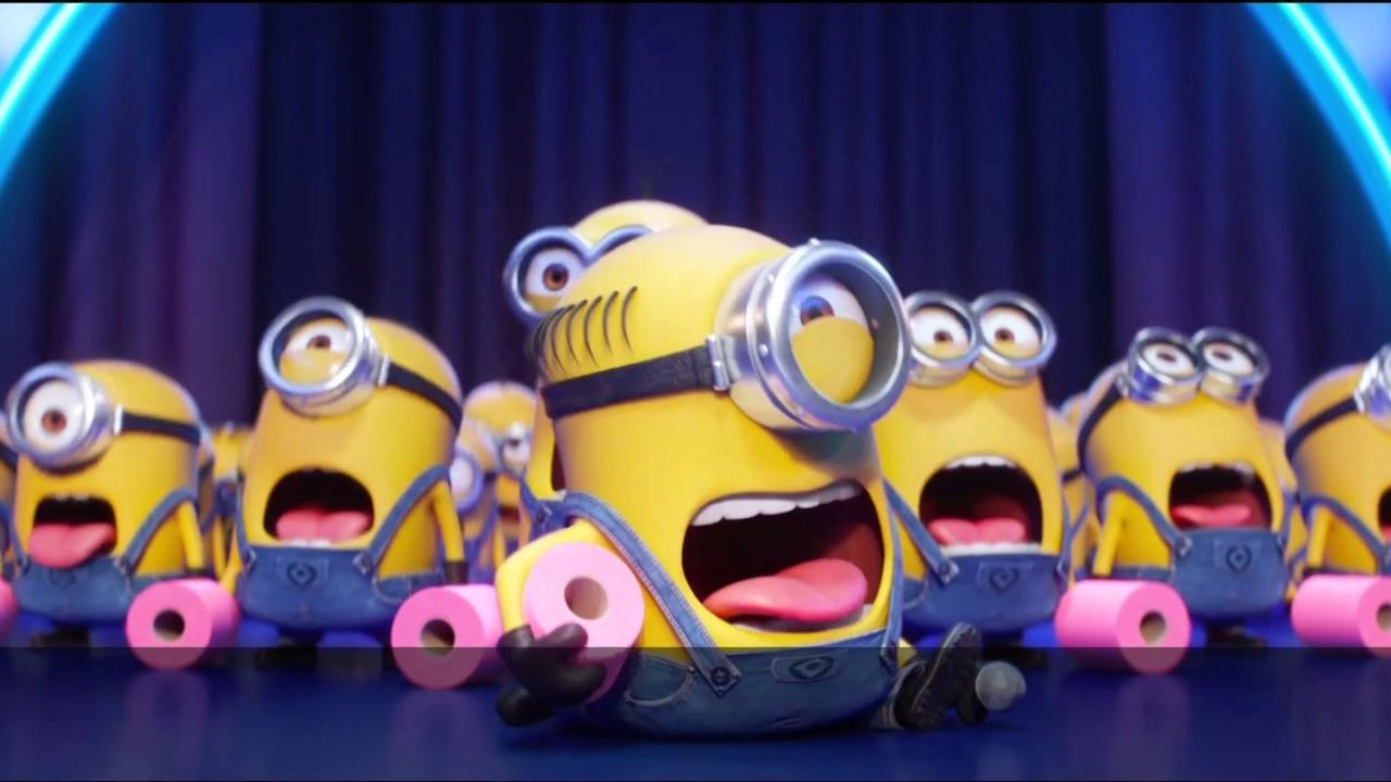 Despicable Me 3: Karaoke Lyric Video