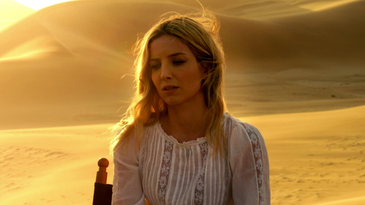 The Mummy: Annabelle Wallis On Her Character 'Jenny' And 'Nick'