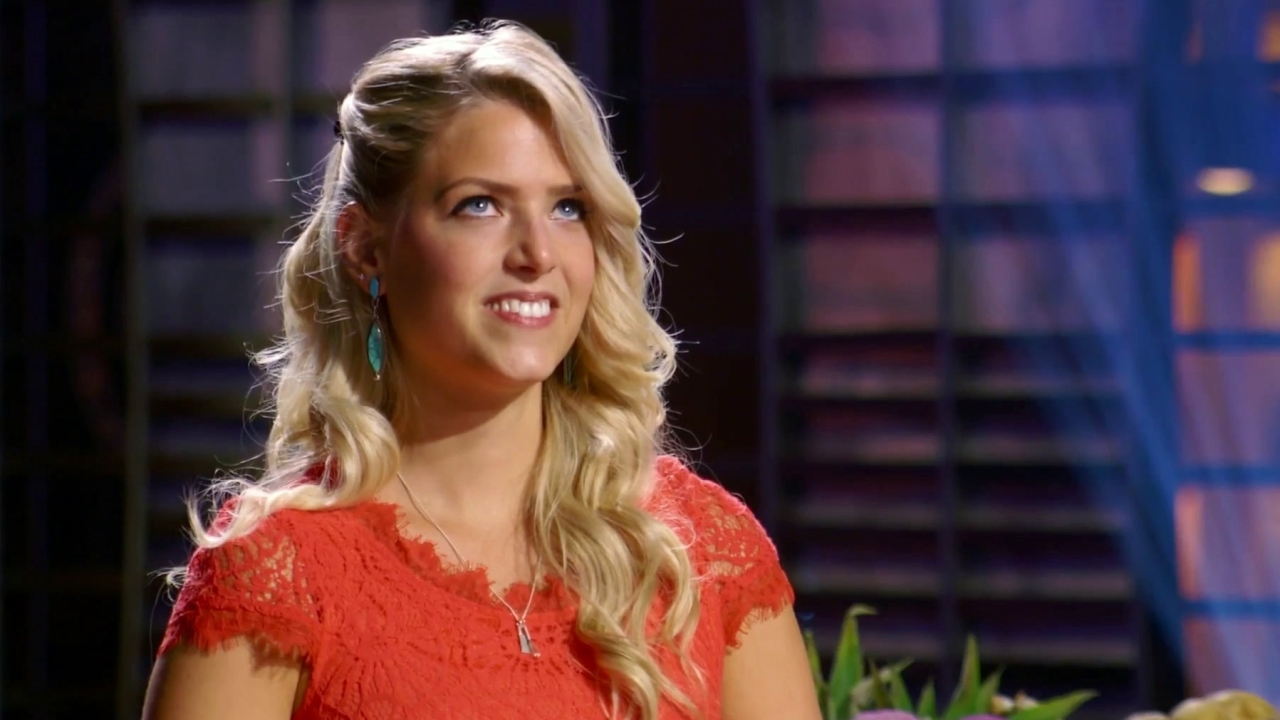 Masterchef: Taylor And Kate Describe Their Salmon Dishes