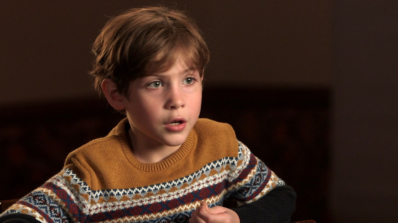The Book Of Henry: Jacob Tremblay On His Character 'Peter'