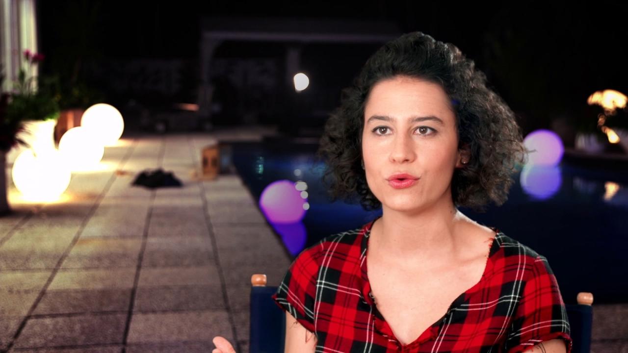 Rough Night: Ilana Glazer On The Group