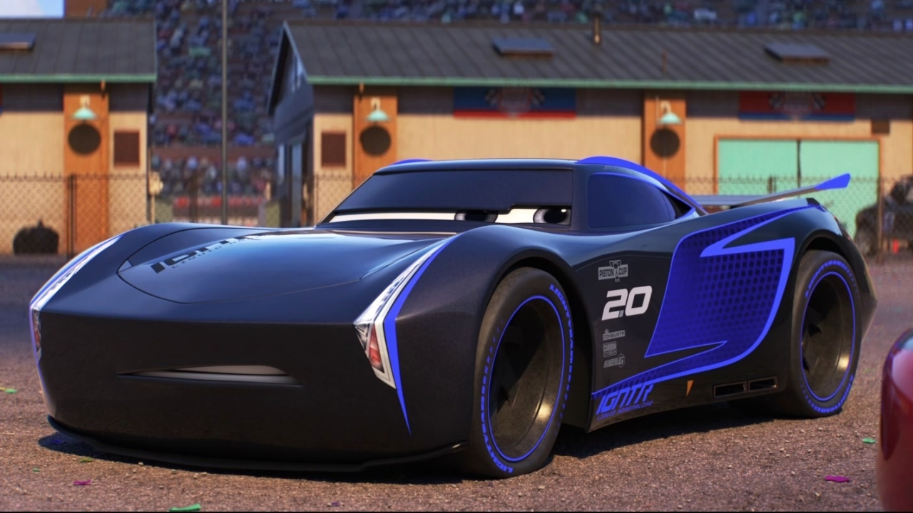 Cars 3: Meet Jackson Storm