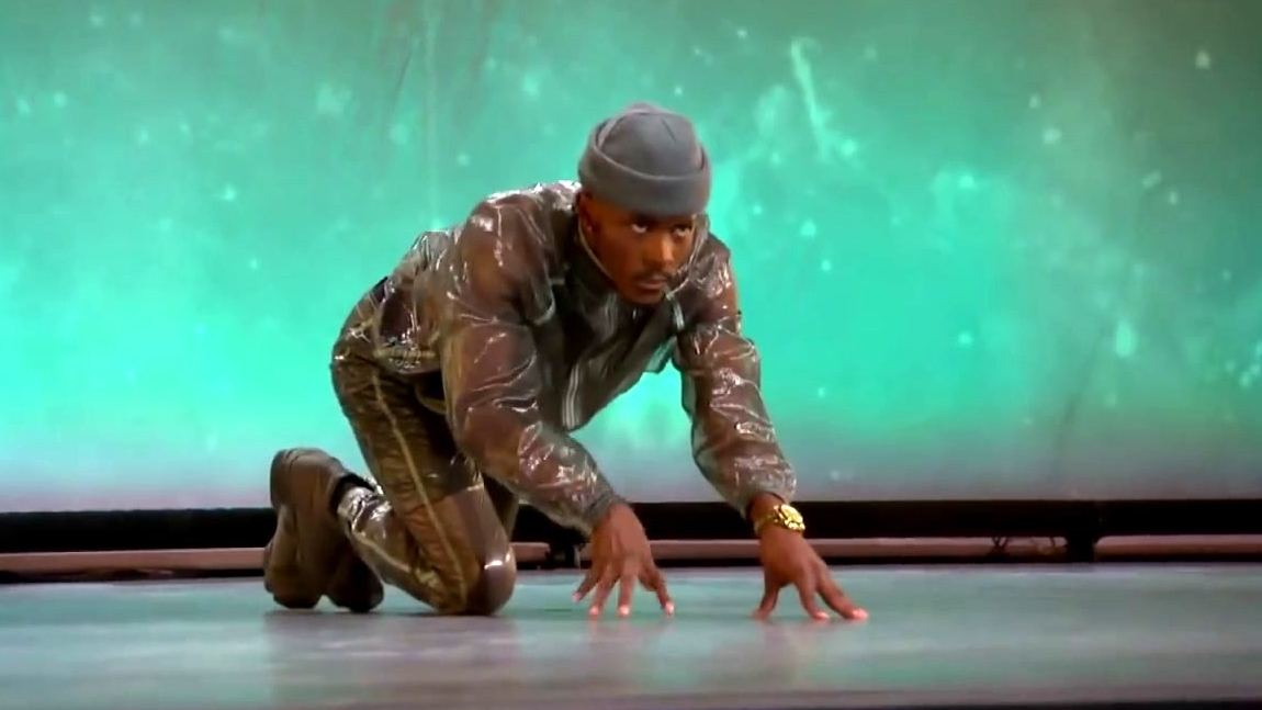 So You Think You Can Dance: Robert Green's Audition Entertains The Judges