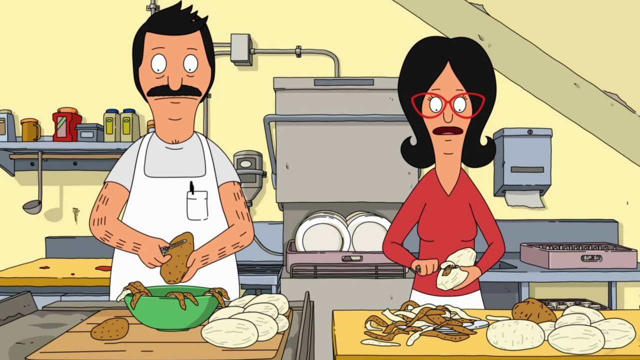 Bob's Burgers: The Quirkducers
