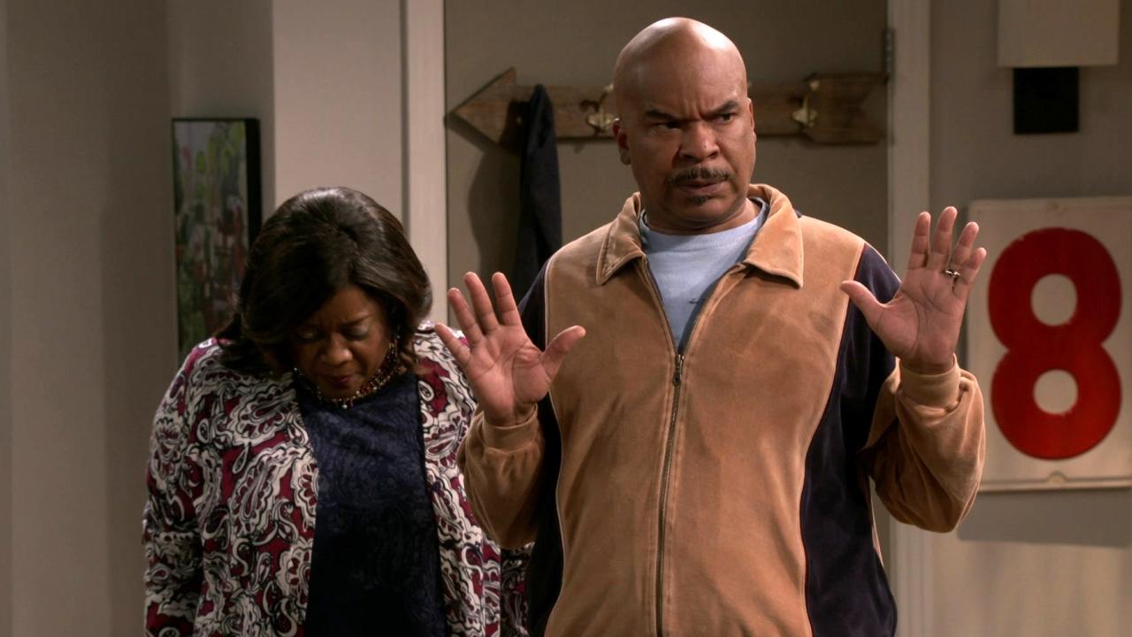 The Carmichael Show: Hands Up