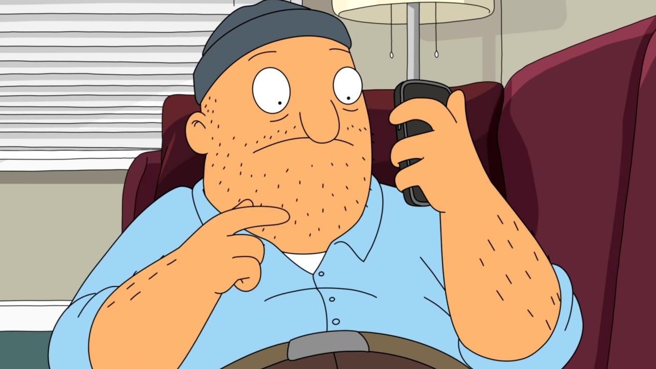 Bob's Burgers: Drawing Attention